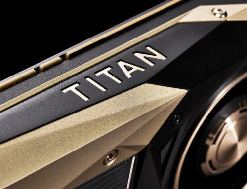 El Titan V de Nvidia es una GPU de 110 teraflop