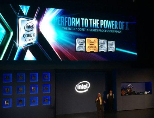 Intel revela su nuevo procesador Core i9 de 18 núcleos y 36 hilos